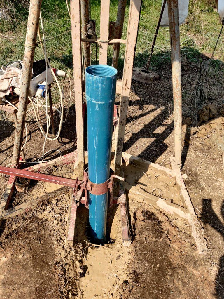 Заказать бурение скважины на воду в Одесской области